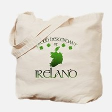 Ireland pride Tote Bag