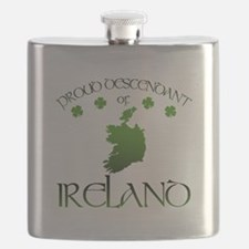 Ireland pride Flask