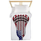 Lacrosse Twin Duvet Covers