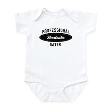 Pro Shortcake eater Infant Bodysuit