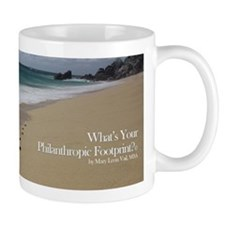 What's Your Philanthropic Footprint? Mug