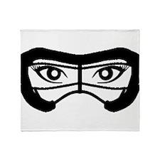 Cool Lacrosse beauty Throw Blanket