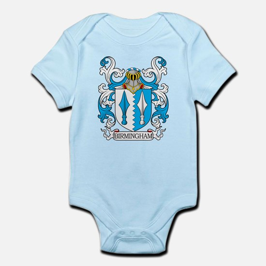 Birmingham Family Crest Body Suit