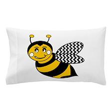 Cute Cute bee Pillow Case