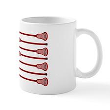 Cute Lacrosse Mug