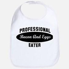 Pro Bacon And Eggs eater Bib