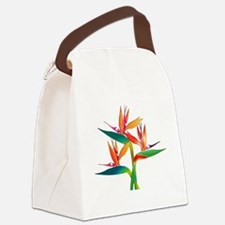 Cool Exotic Canvas Lunch Bag