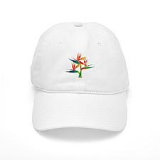 Cute Exotic bird Baseball Cap