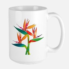 Birds of Paradise Trio Mugs