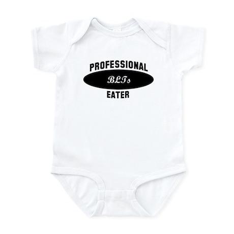 Pro BLTs eater Infant Bodysuit