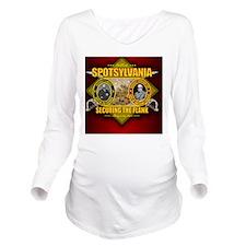 Spotsylvania CH Long Sleeve Maternity T-Shirt