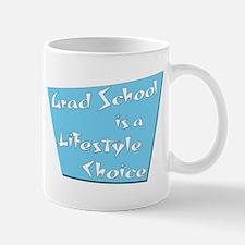 Funny Grad School Mug