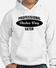 Pro Chicken Wing eater Hoodie
