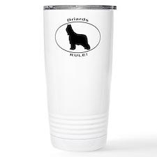 BRIARDS RULE Travel Mug