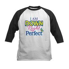 Iam_Down_Rt_Perfect Baseball Jersey