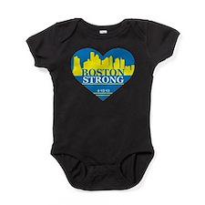 Cute Boston strong Baby Bodysuit