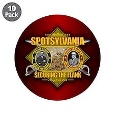 """Spotsylvania (battle)1.png 3.5"""" Button (10 pack)"""