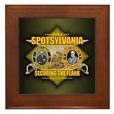 Spotsylvania (battle)1.png Framed Tile