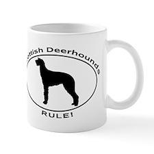 SCOTTISH DEERHOUNDS RULE Mugs