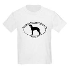 SCOTTISH DEERHOUNDS RULE T-Shirt