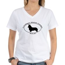 CARDIGAN WELSH CORGIS RULE T-Shirt