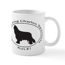 CAVALIER KING CHARLES SPANIELS RULE Mugs