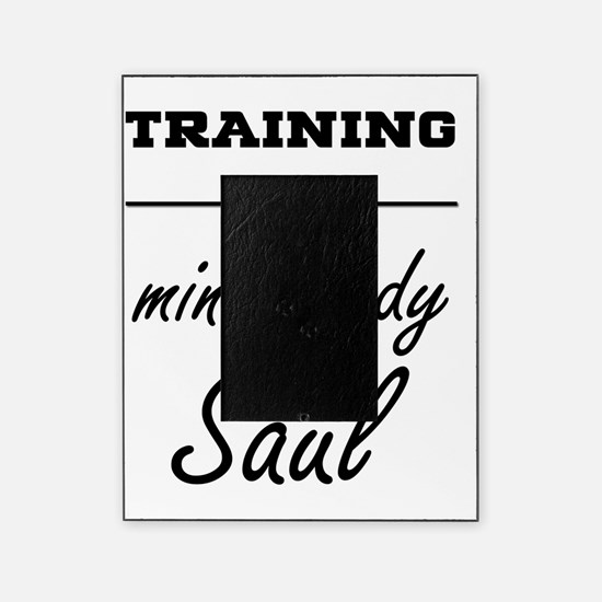 Train, mind body & soul Picture Frame