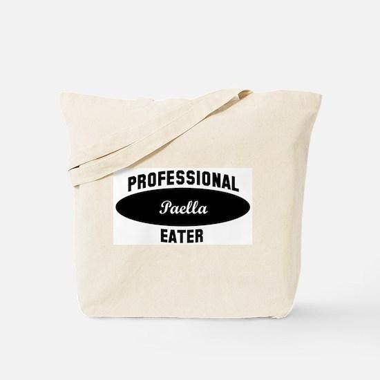 Pro Paella eater Tote Bag