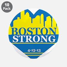 "Boston 3.5"" Button (10 pack)"