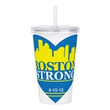 Boston Acrylic Double-wall Tumbler