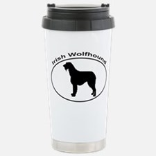 IRISH WOLFHOUND Travel Mug