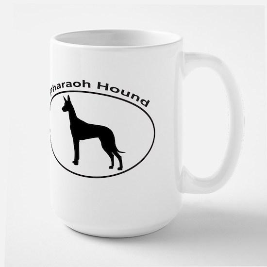 PHARAOH HOUND Mugs