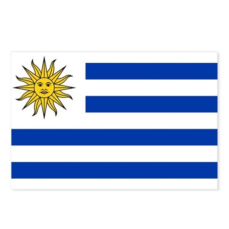 Uruguay Postcards (Package of 8)