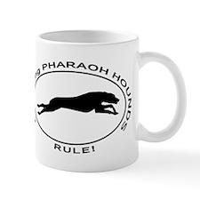 PHARAOH HOUND Coursing Mugs