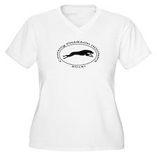 PHARAOH HOUND Coursing Plus Size T-Shirt