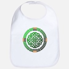 Celtic Knots Bib