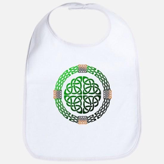 Celtic Knots Bib