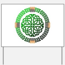 Celtic Knots Yard Sign