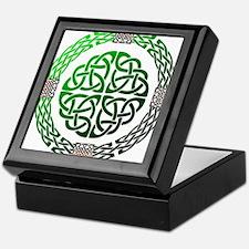 Celtic Knots Keepsake Box