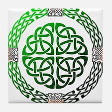 Celtic Knots Tile Coaster