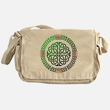 Celtic Knots Messenger Bag