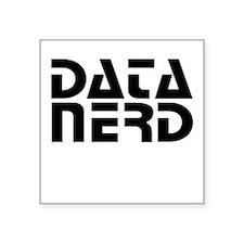 DATA NERD 2 Sticker