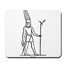 Ammon - Egyptian Diety Mousepad