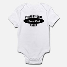 Pro Cheese Curl eater Infant Bodysuit