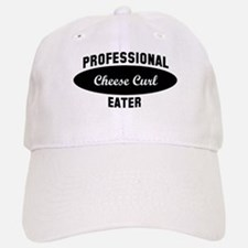 Pro Cheese Curl eater Baseball Baseball Cap