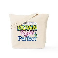 Daughter_Down_Rt_Perfect Tote Bag
