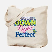 Daughter_Down_Rt_Perfect Tote Bag