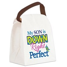 Son_Down_Rt_Perfect Canvas Lunch Bag