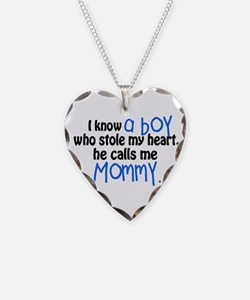 I know a boy Necklace