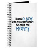 Auntie baby boy Journals & Spiral Notebooks